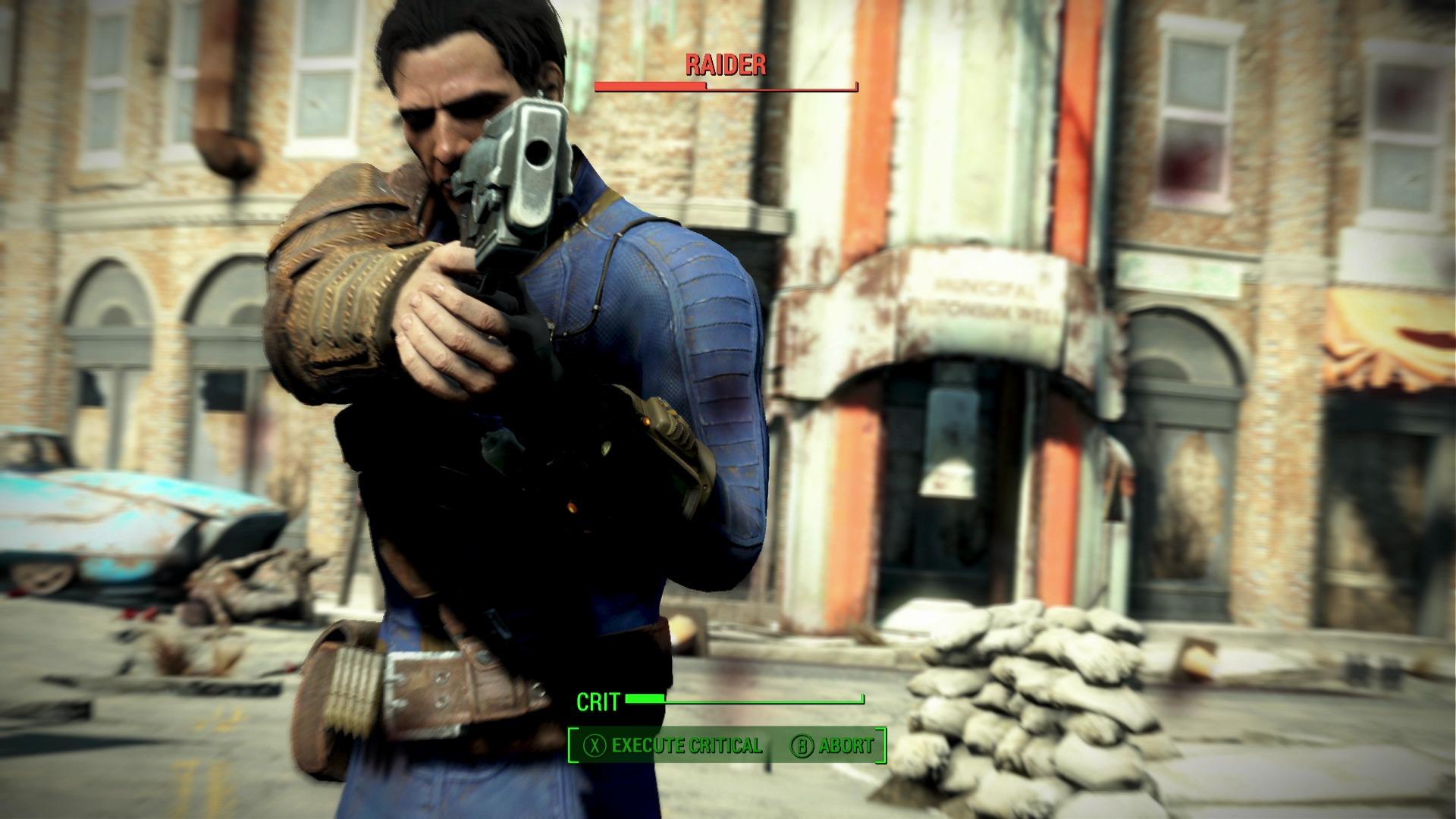 Fallout 4 er et av romjulstilbudene til Xbox One.
