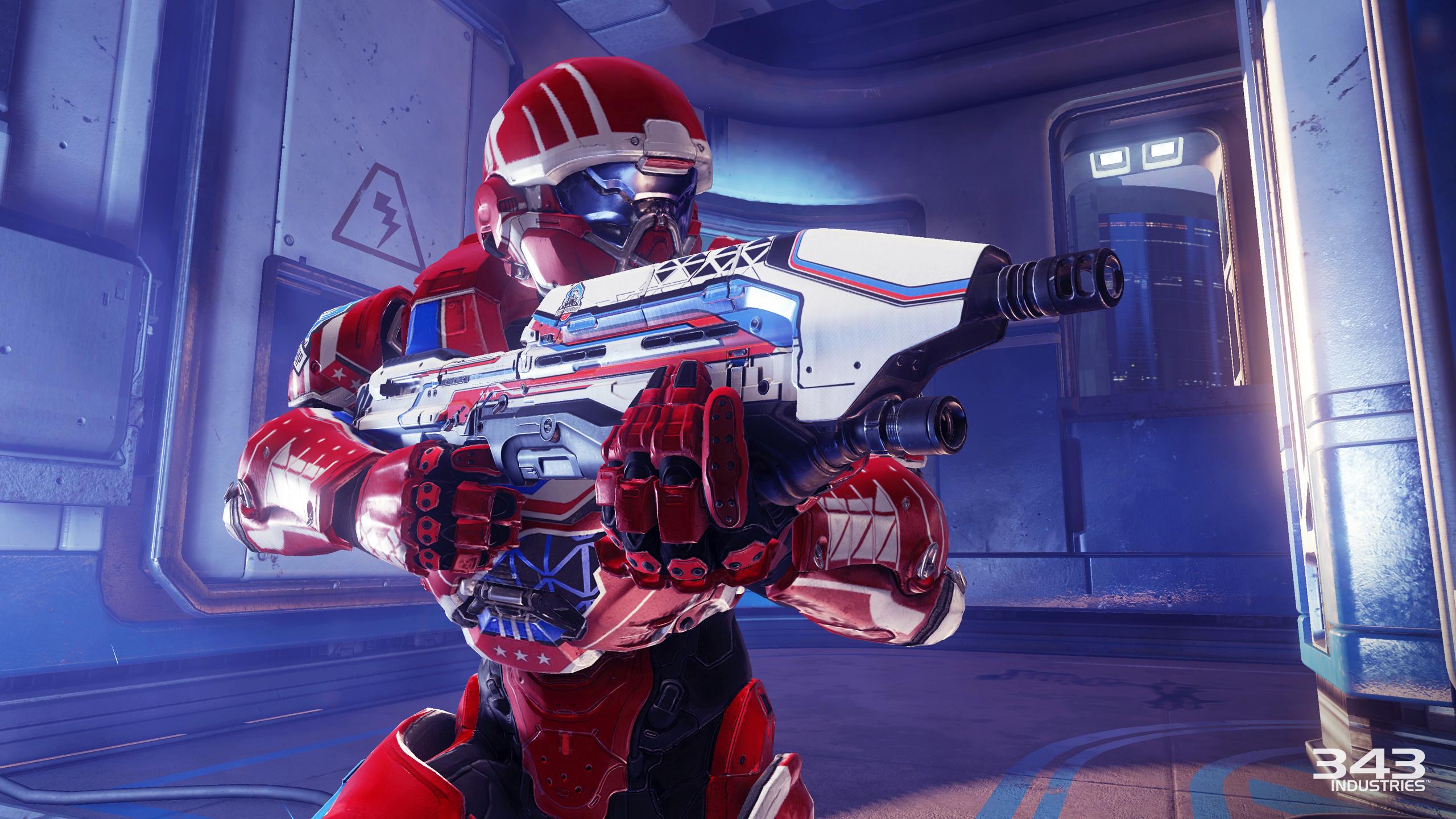 Halo 5: Guardians får nye kart denne måneden.