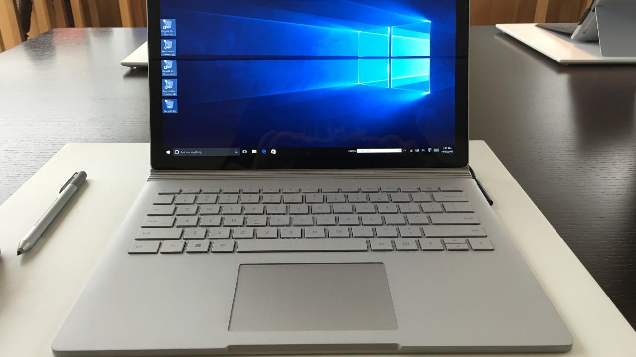 En ny versjon ligger klar til Windows 10-testerne.