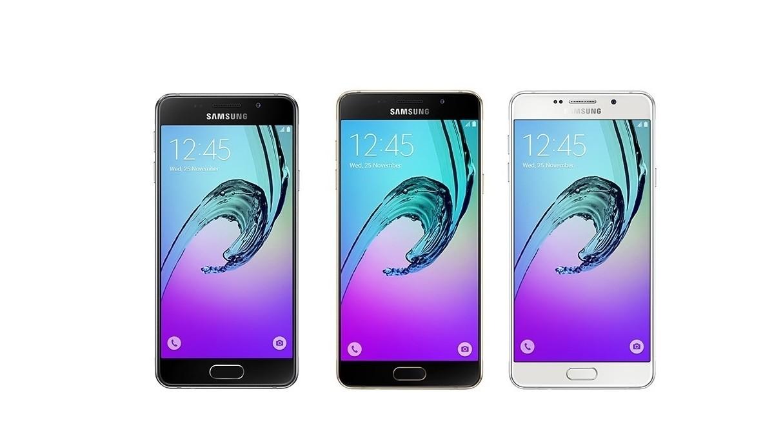 Samsung annonserer andre generasjon av A-serien.