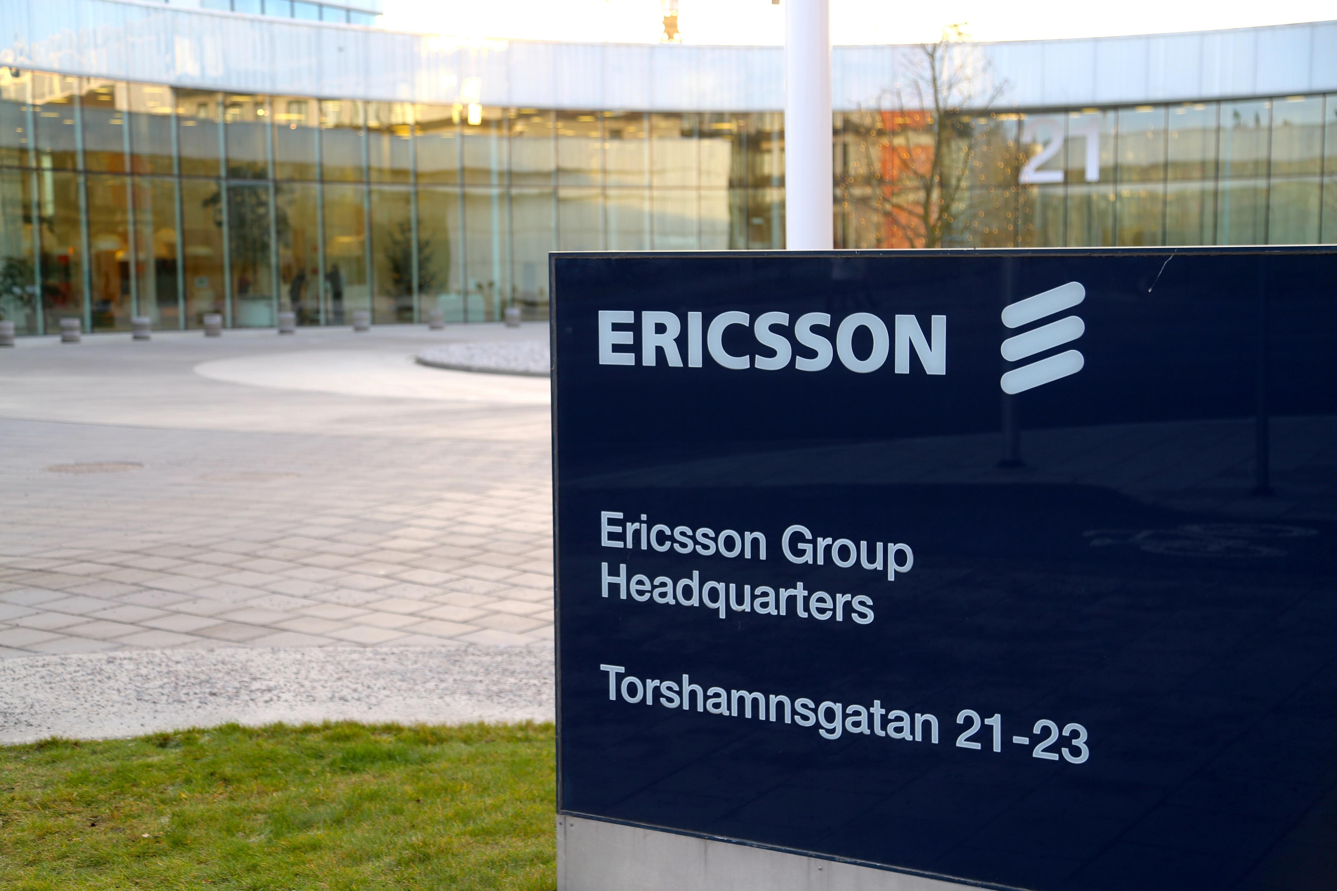 Ericsson skal nå tjene penger på iPhone og iPad.