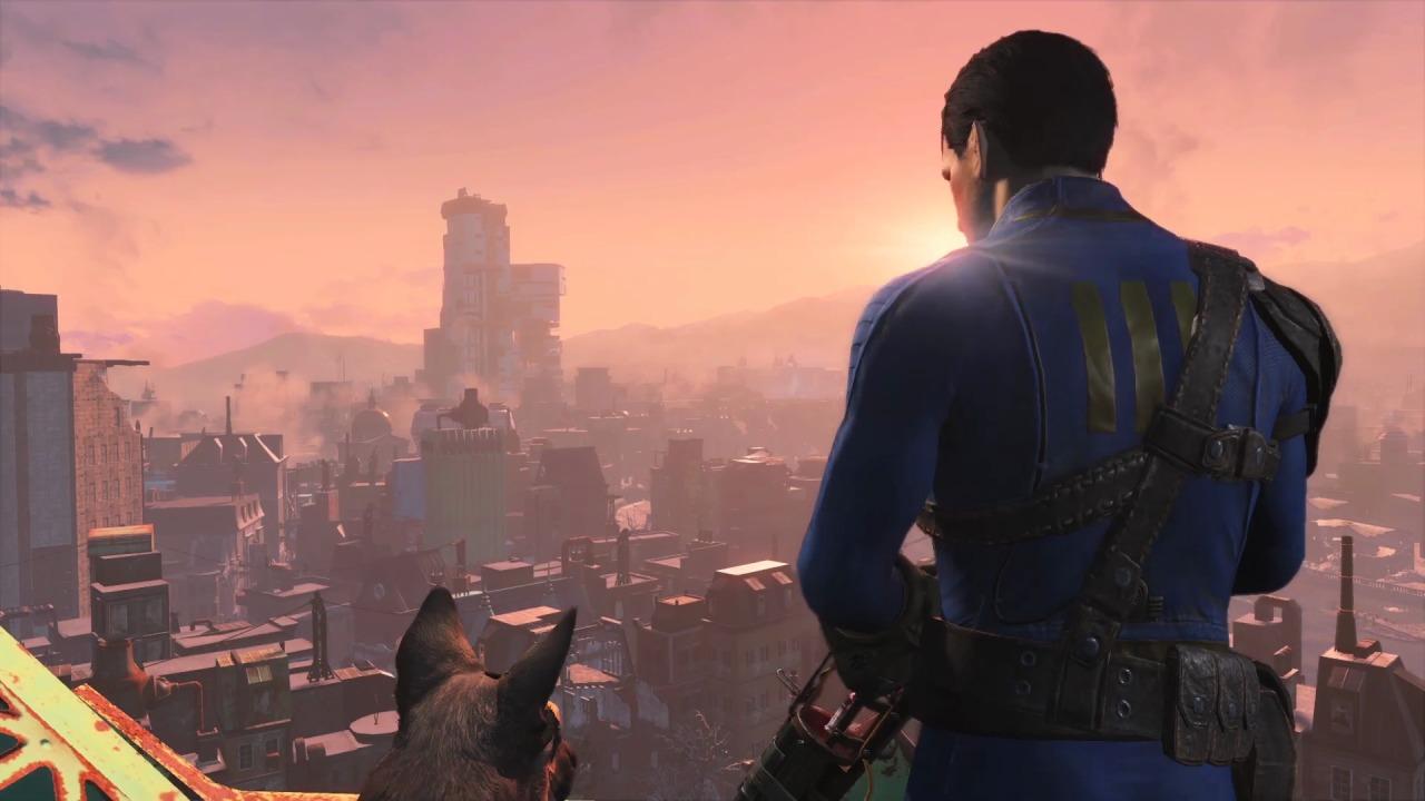 Kyle Hinckely kan skryte på seg å ha rundet Fallout 4 uten å drepe.