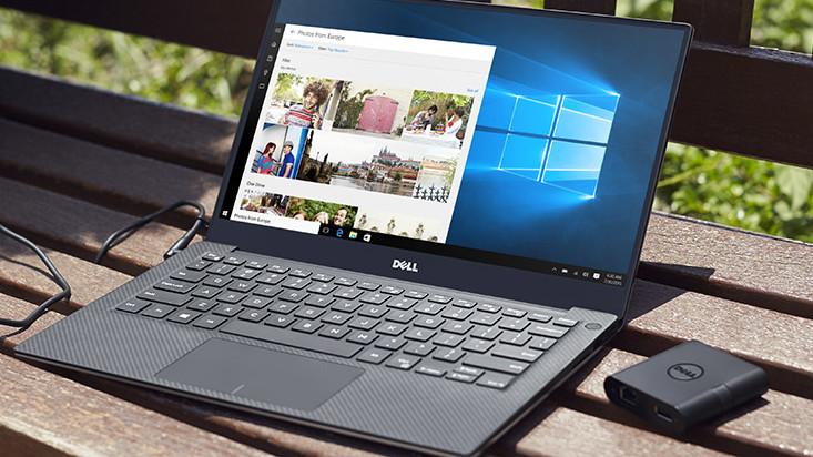 Dells oppdaterte XPS 13 med sjette generasjon Intel i5-CPU er kjapp og gjør jobben uten forstyrrelser. Dessuten er byggkvaliteten svært god.