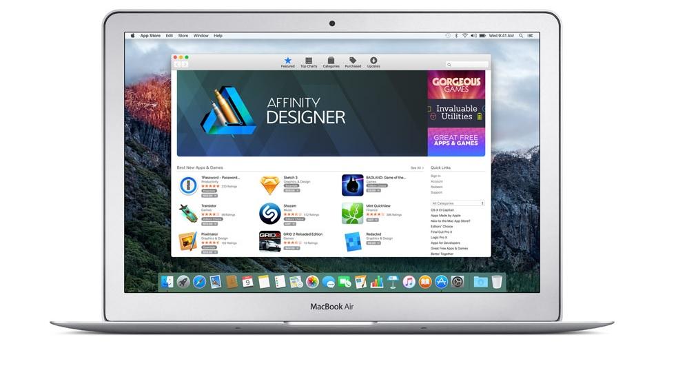 Mac App Store er ikke i nærheten av å være like sømløs som App Store.