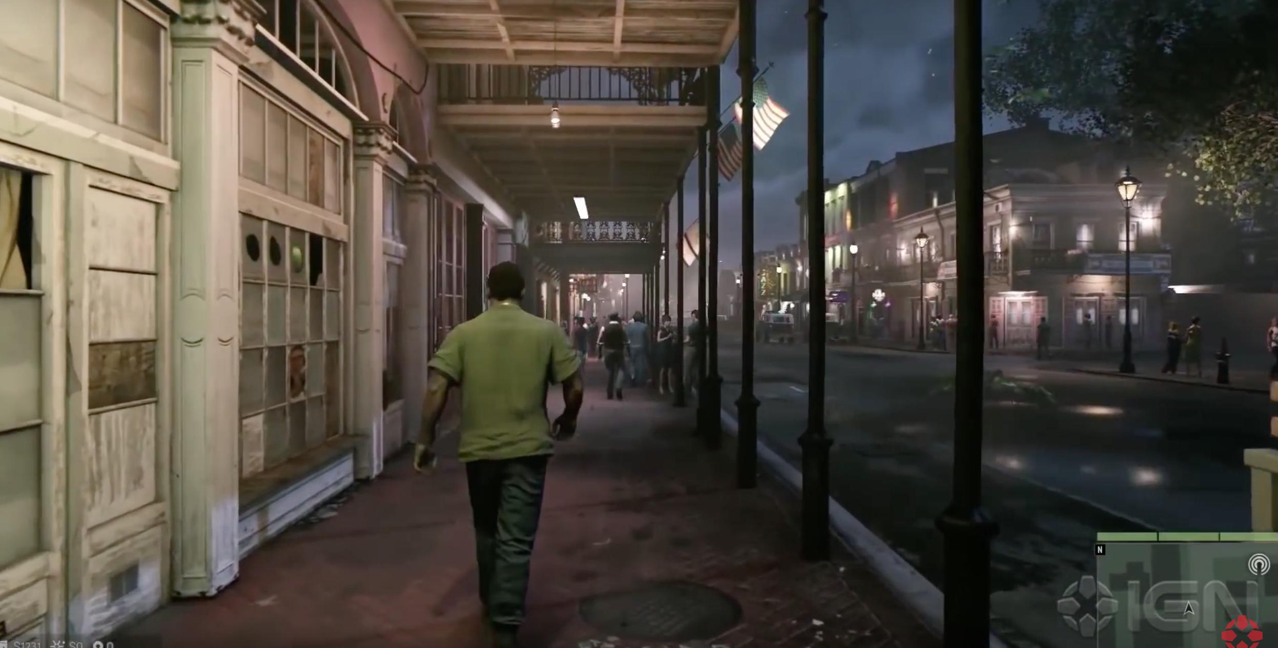 Mafia III lanseres neste år, og får virkelig neste-generasjons-grafikk i en stor og åpen verden.