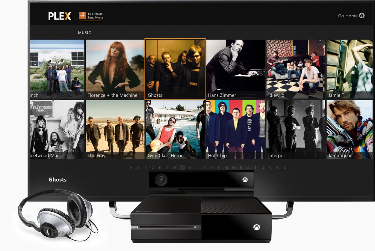 Plex er nå ute av beta og tilgjengelig på Xbox One.