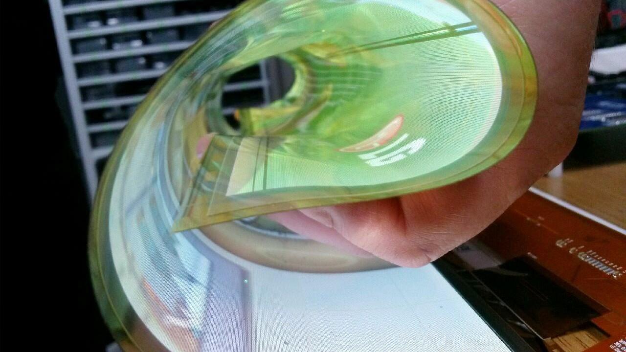 LG eksperimenterer med flere OLED-konsepter.