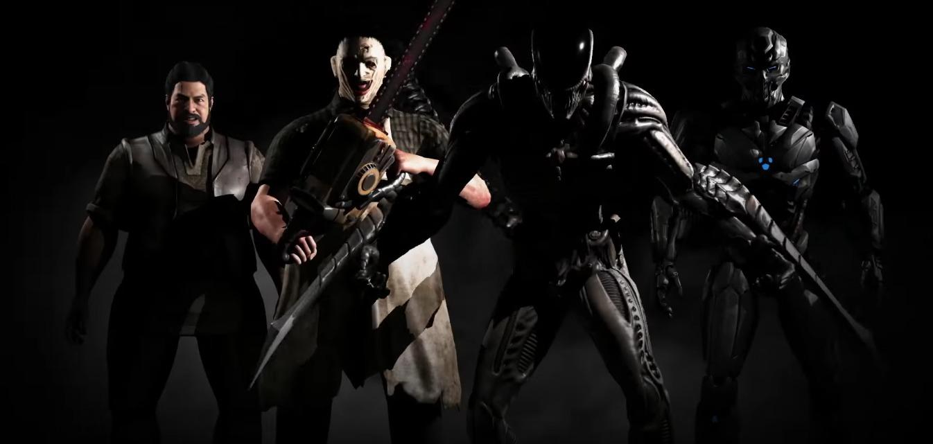 Screenshot fra Mortal Kombat X - Kombat Pack 2