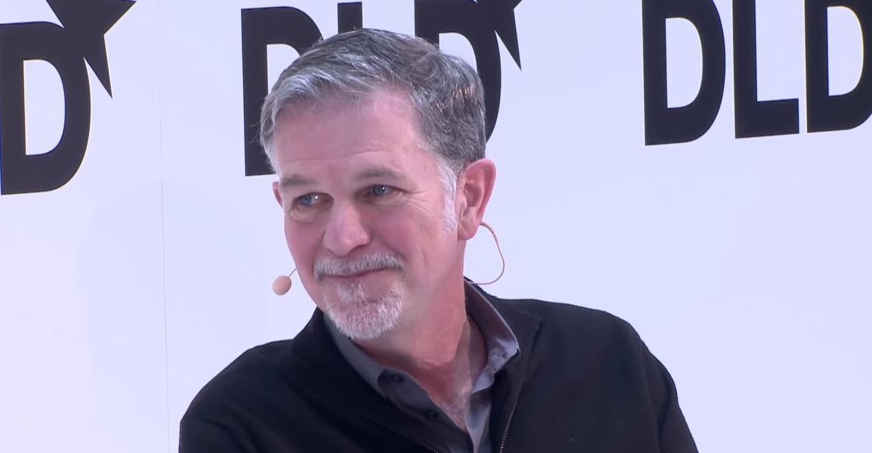 Reed Hastings på DLD 2016