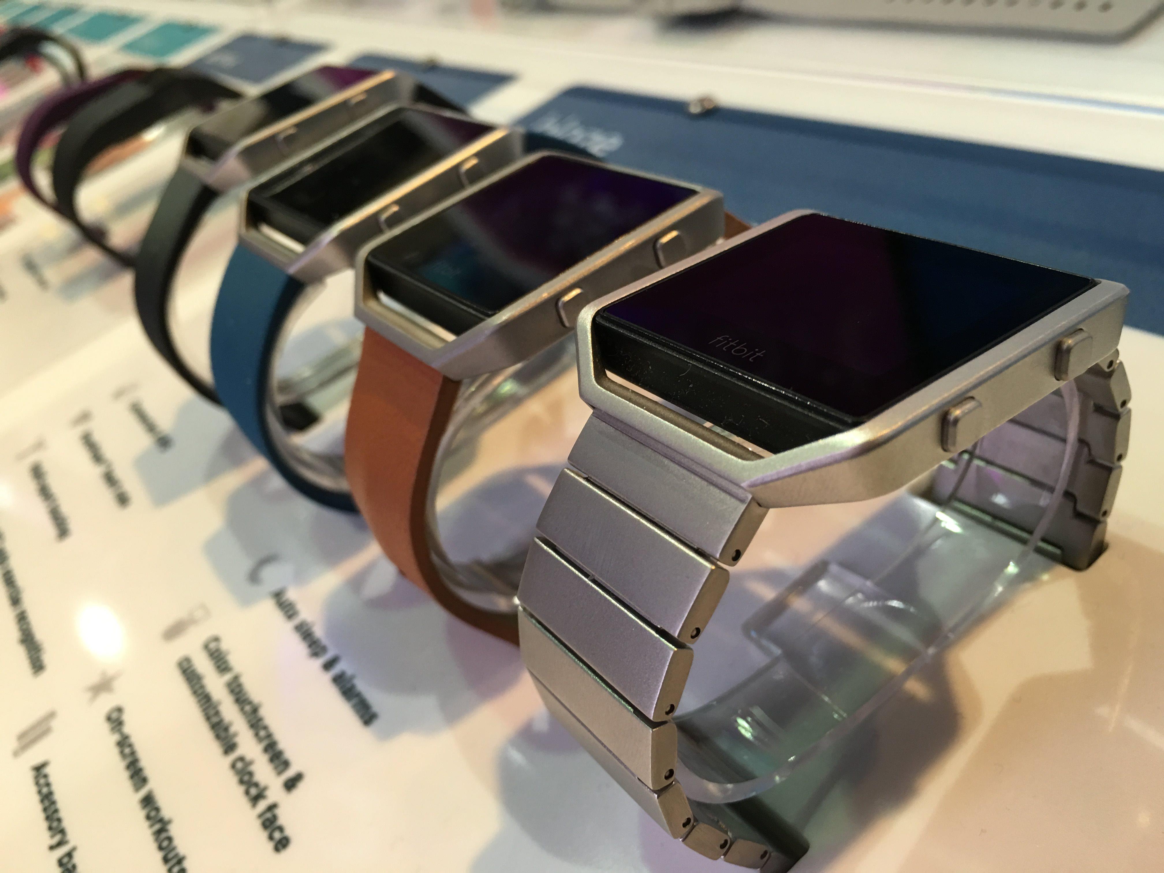 Blaze liver opp line-uppen til Fitbit med noe mer stil og eleganse.