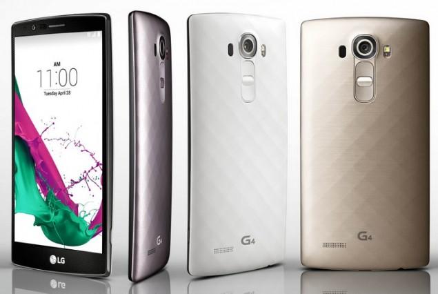 LG G4 fra Samsung