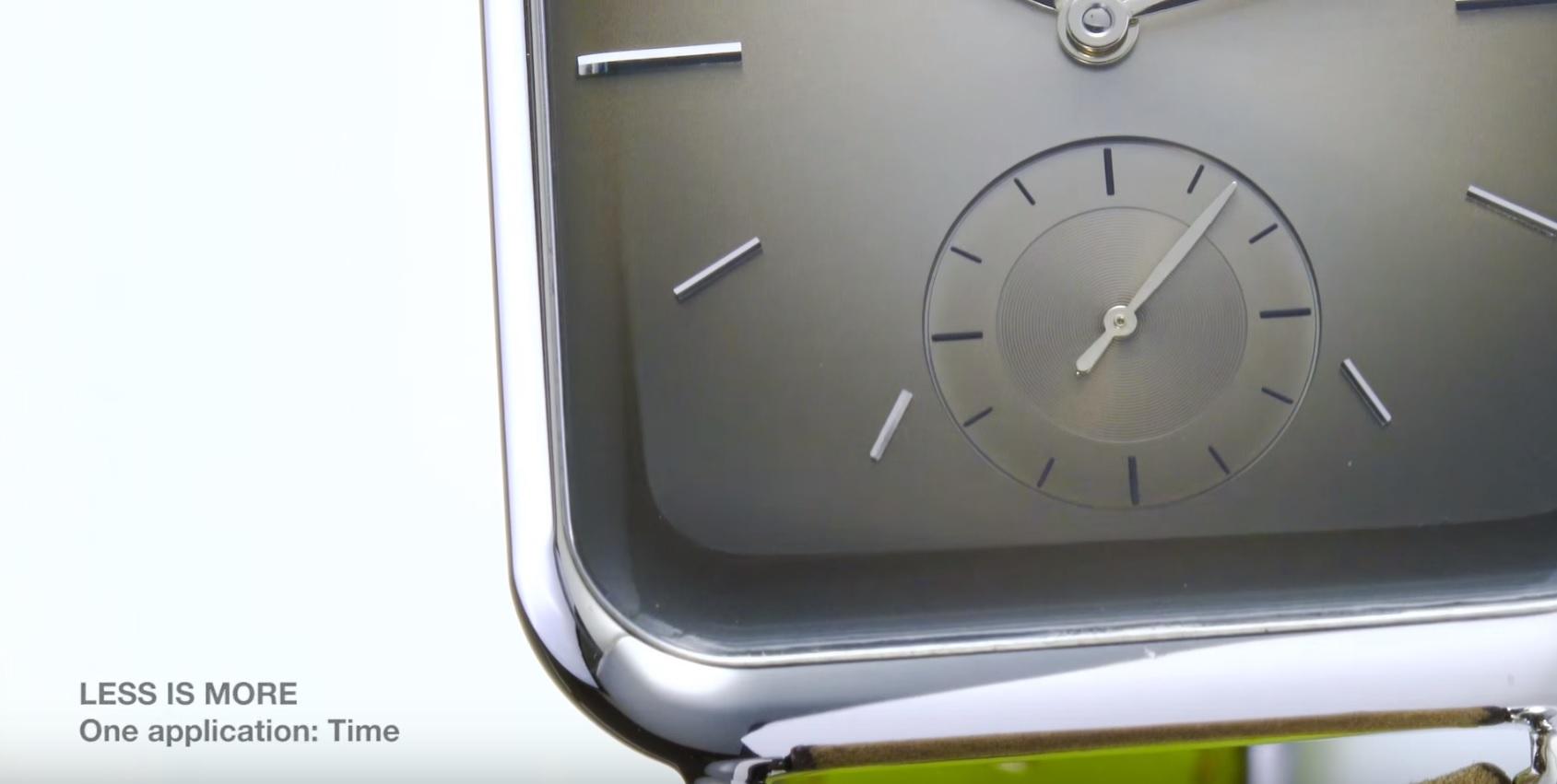 Nye avsløringer om neste generasjon Apple Watch.