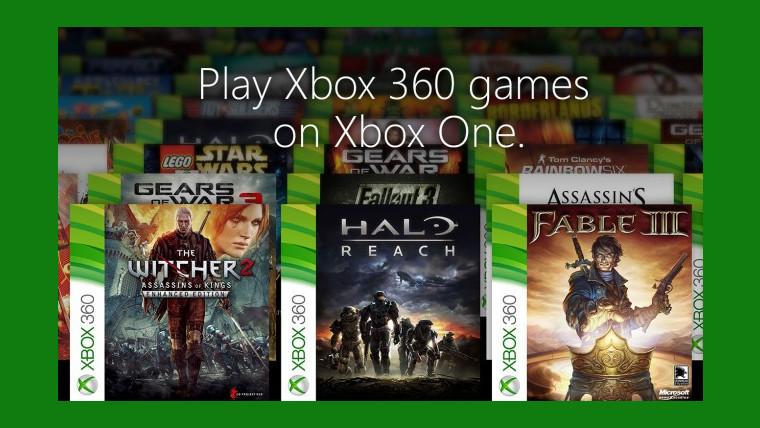 Nå støttes enda flere 360-spill på One, og Halo 5 får mer gratis-innhold.