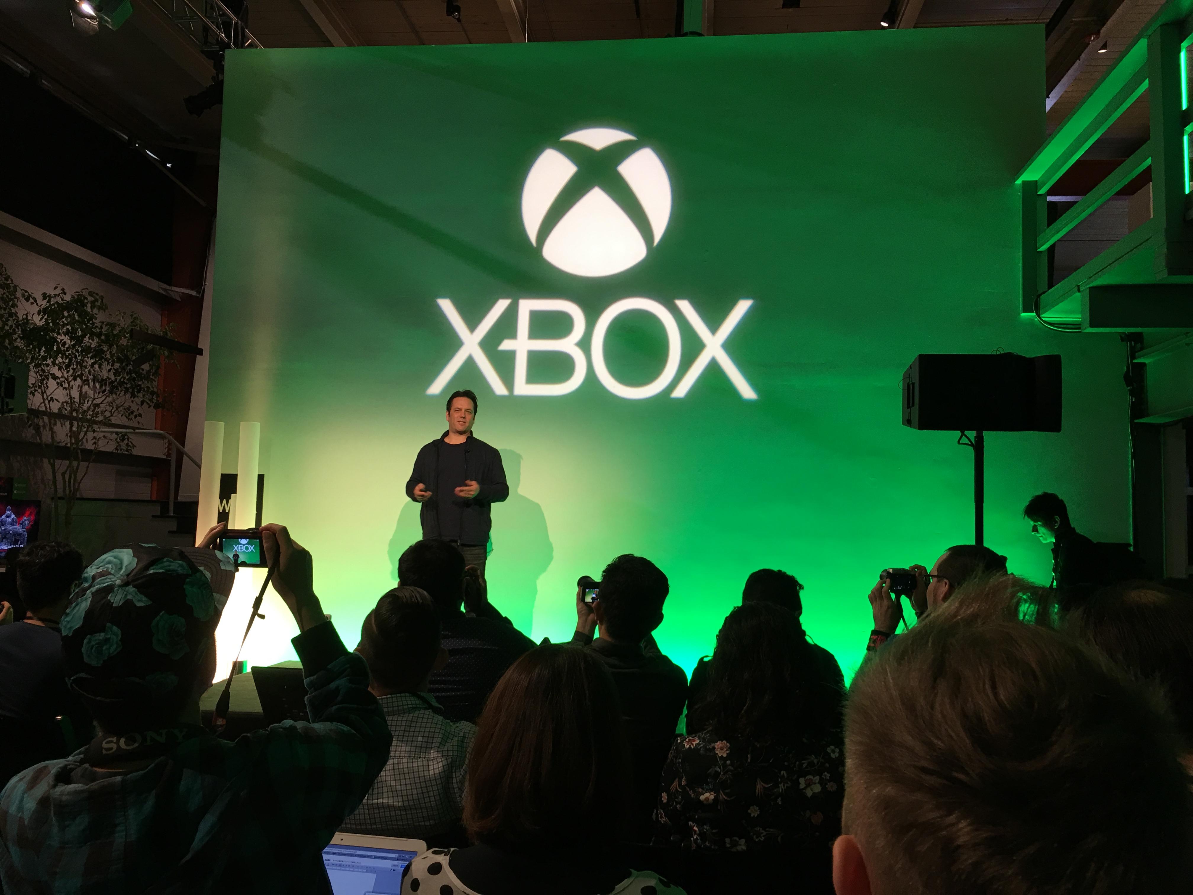 Xbox-sjef Phil Spencer åpnet vår-visningen av årets Microsoft-spill til Xbox og PC.