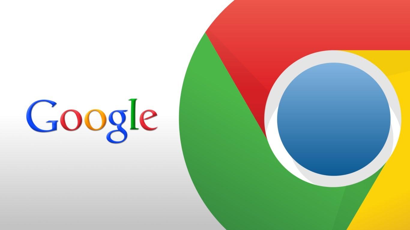 Material Design i Chrome på skrivebordet.