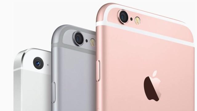Det kommer en ny fire tommer fra Apple i mars med A9-brikke.