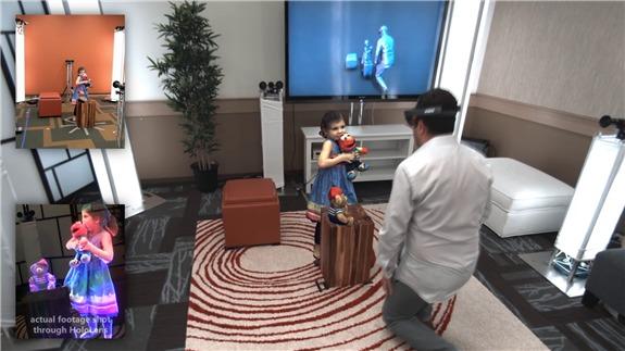 Ved å kombinere HoloLens og 3D kameraer så vil Microsoft bringe oss nærmere hverandre.