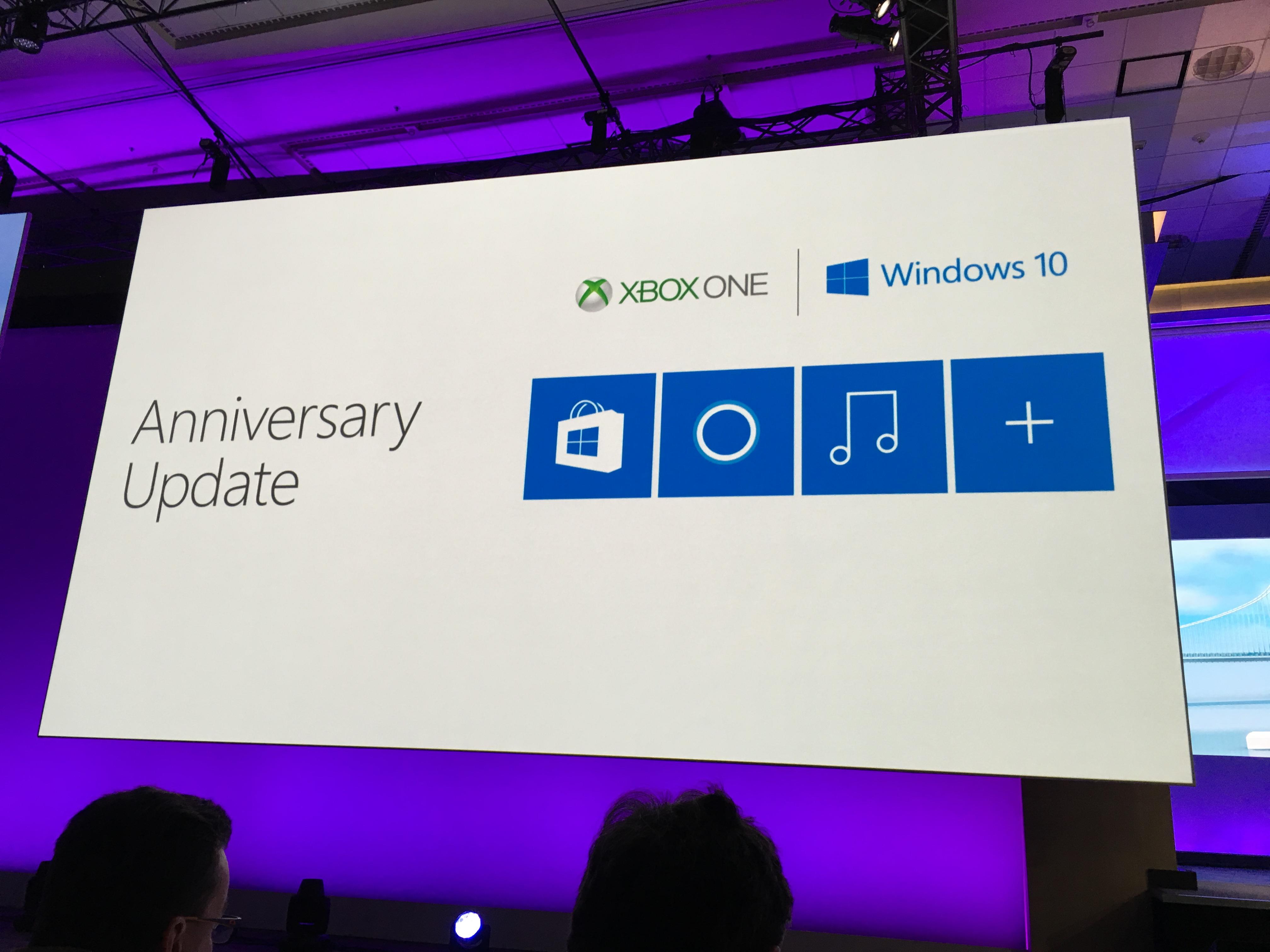 Butikken, Cortana, Groove og mer forbedres i den kommende stor-oppdateringen av WIndows 10 til Xbox og PC-er.