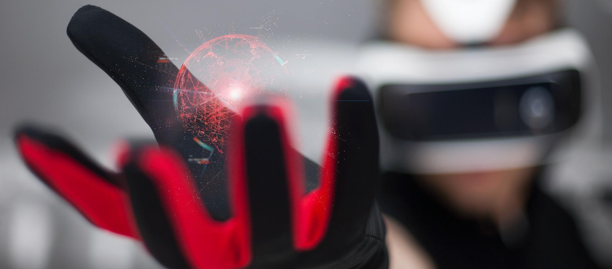 Manus VR lager en VR-hanske du kan ha råd til.