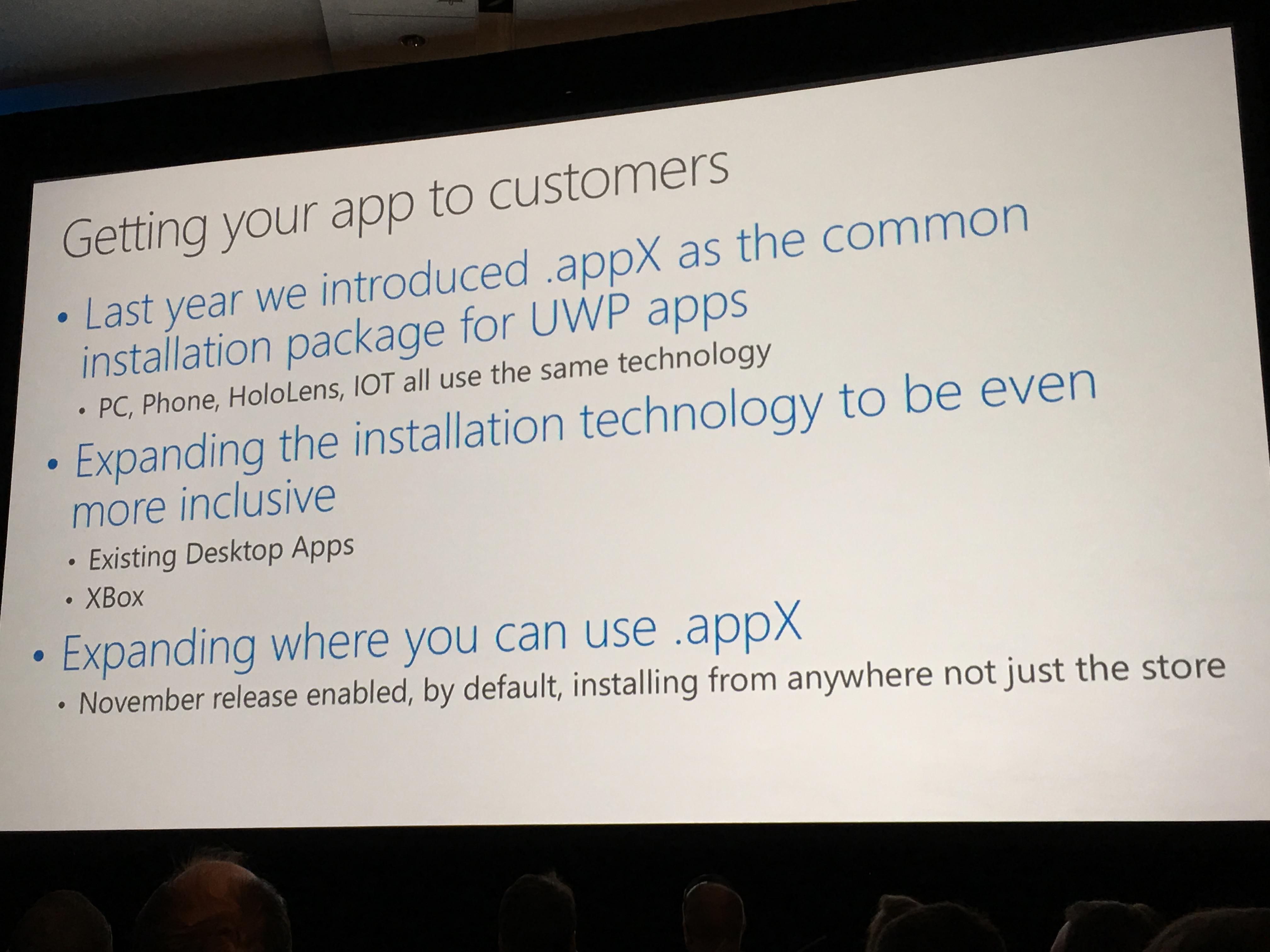 Microsoft åpner slusene for enklere distribusjon.