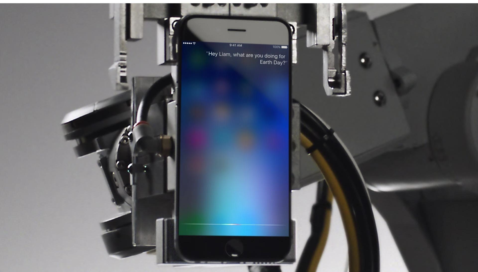 Apple sin nye robot LIAM er Siris verste mareritt.