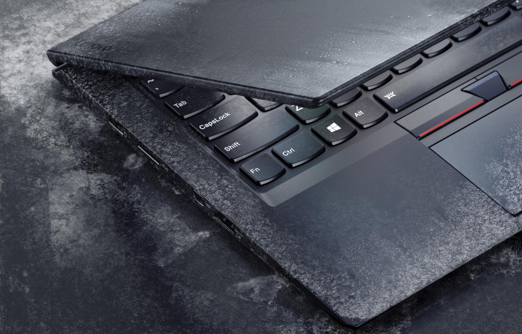 ThinPad X1 Carbon er flaggskipet til Lenovo.
