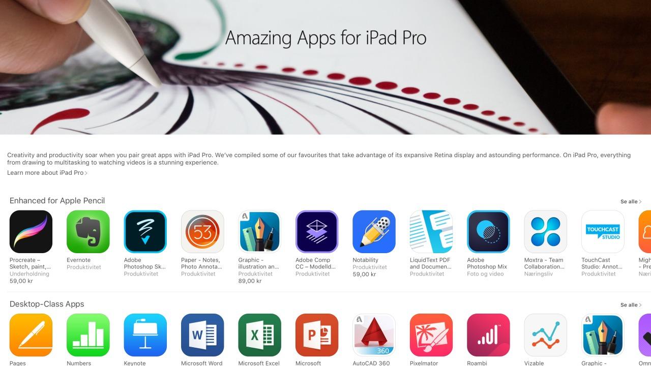 App Store går så det suser.