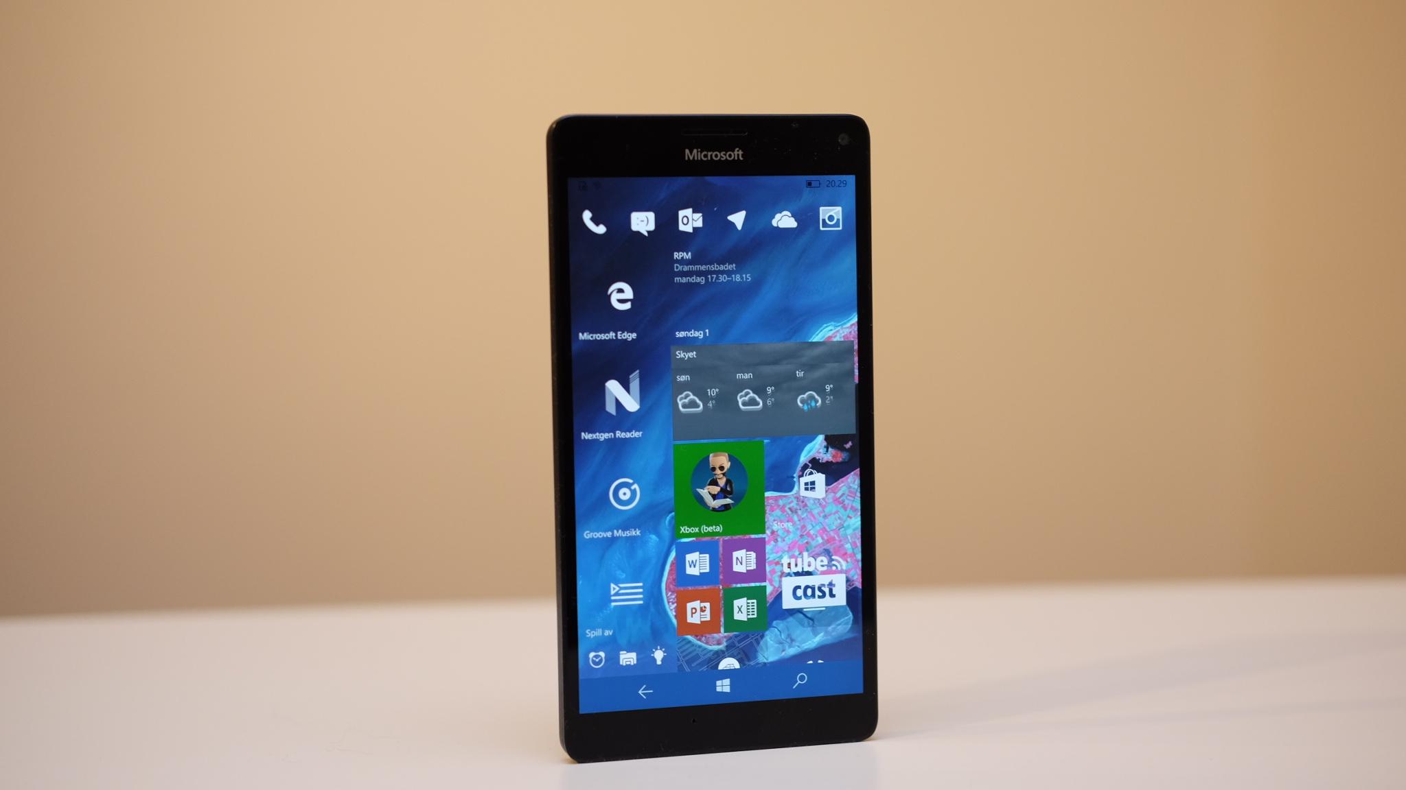 Microsoft har gjort mye riktig med Windows 10 Mobile, men det er også mye som ikke funker.