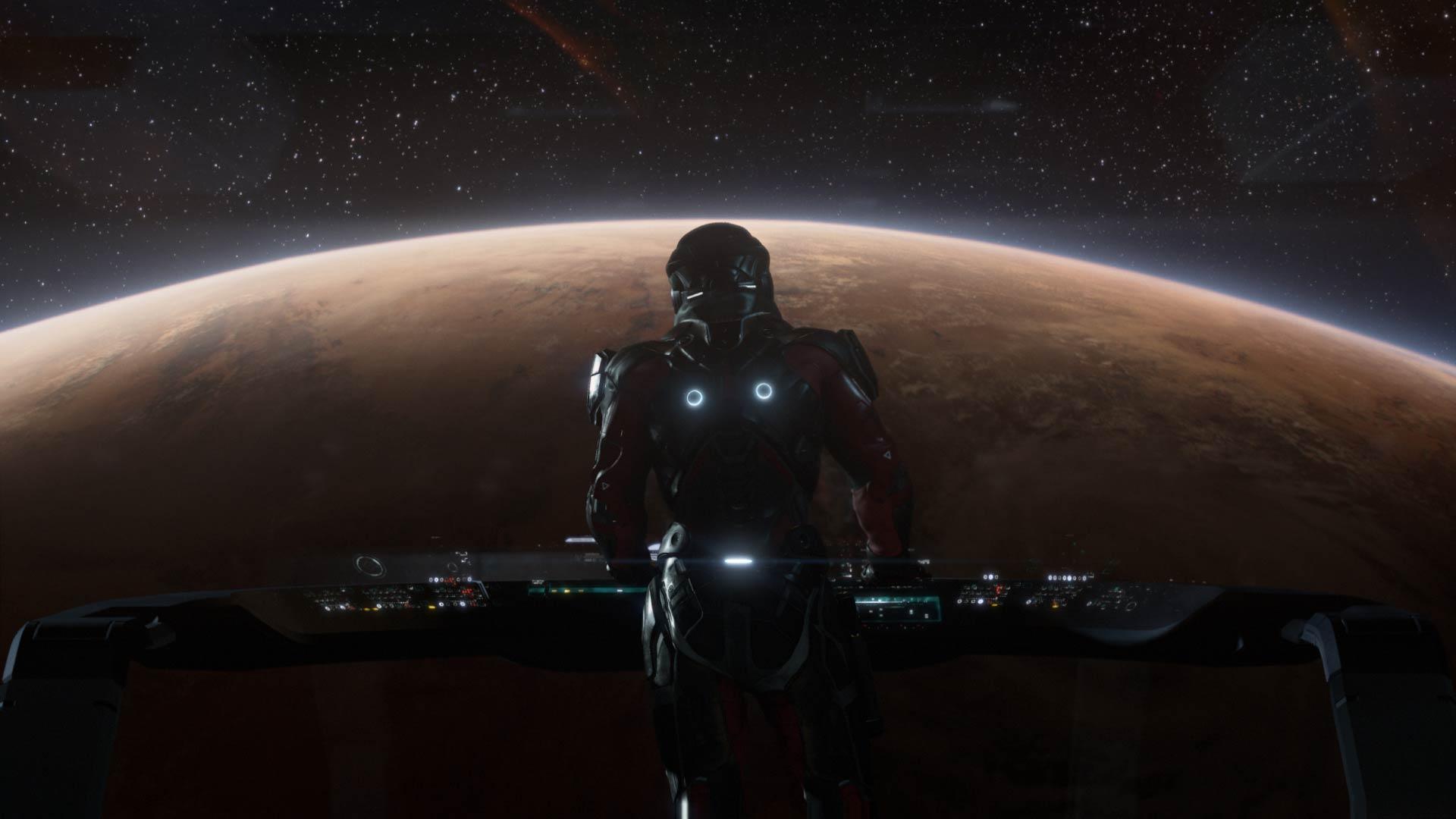 Mass Effect: Andromeda utsettes til 2017.