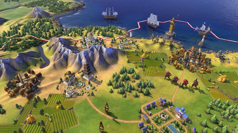 Civilization VI er annonsert og lanseres 21. oktober.