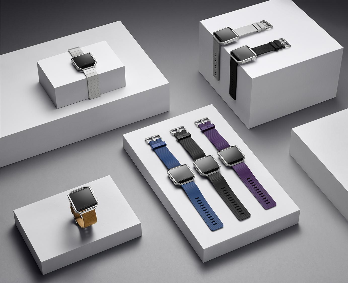 Det kommer nye Fitbit-produkter i år.