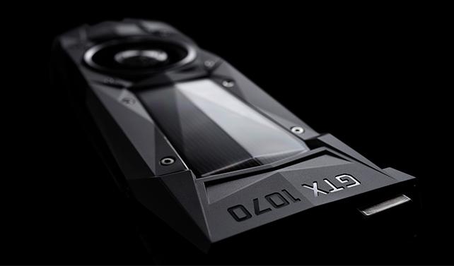 GeForce GTX 1070 får svært gode skussmål.