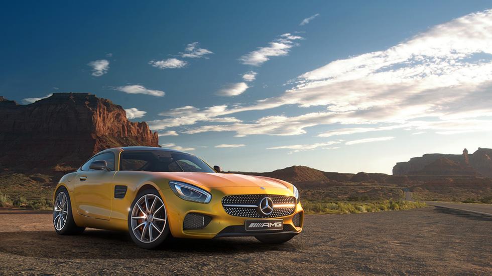 Utviklerne skroter dynamisk vær i Gran Turismo,