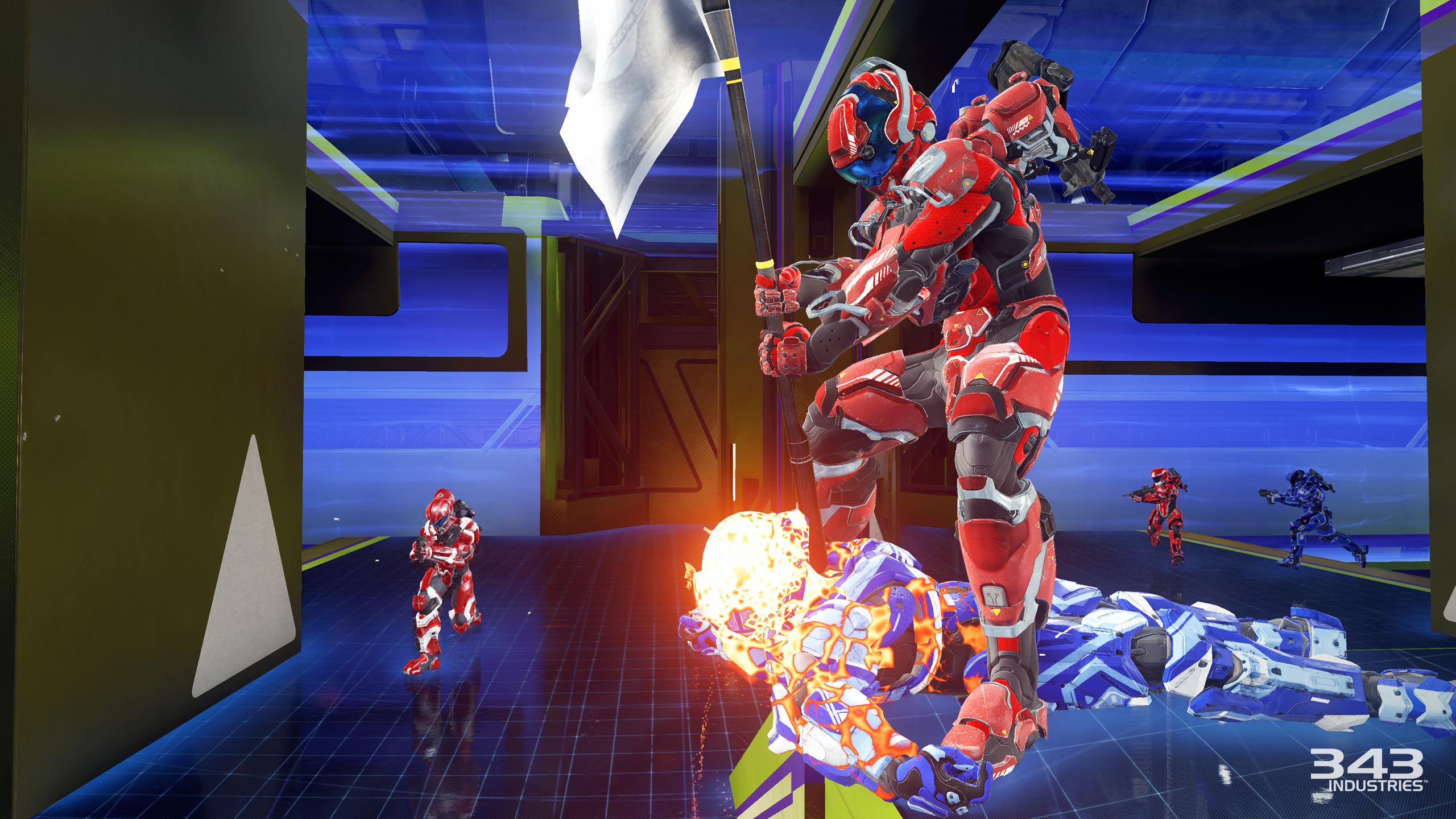 Senere år kan du lage dine egne flerspillerkart i Halo 5: Guardians på PC.