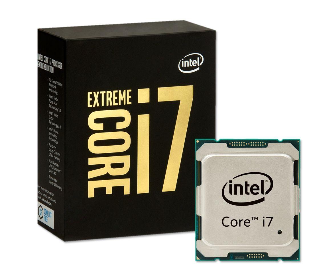 Intel sparer ikke på noe som helst med den nye Broadwell-E-serien.