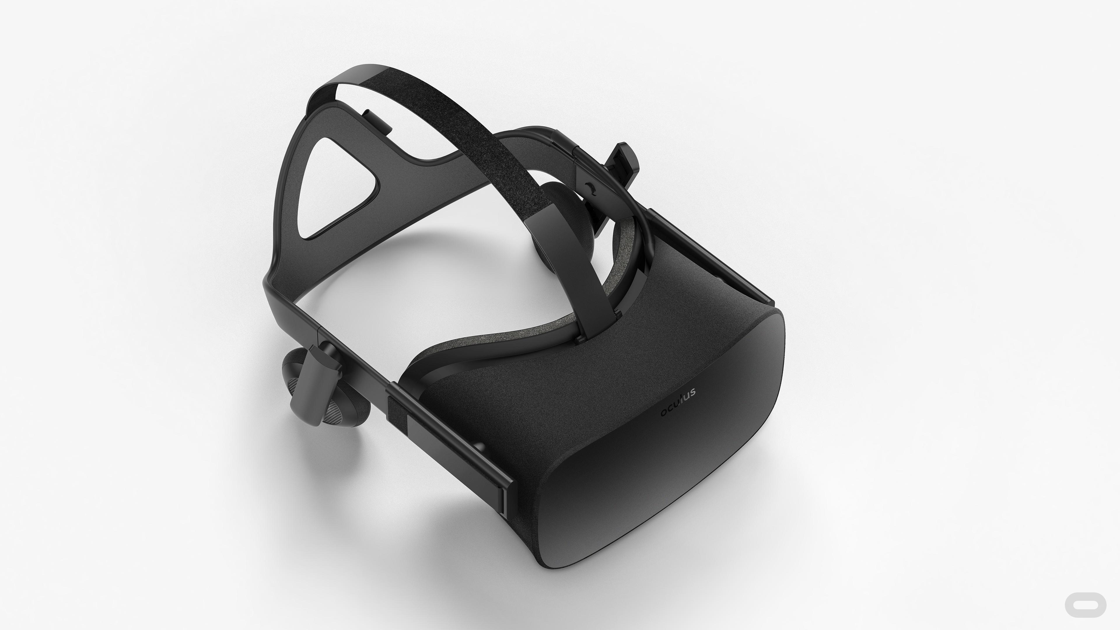 Oculus sender ut Rift-hodesett til Bestbuy-butikker.