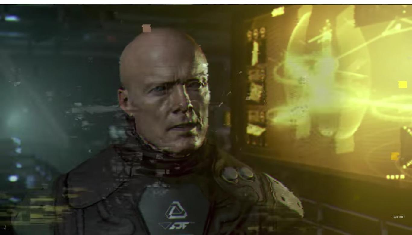 Traileren til Call of Duty: Infinite Warfare gir inntrykk av det skal handle om en invasjon i neste versjon av spillet.