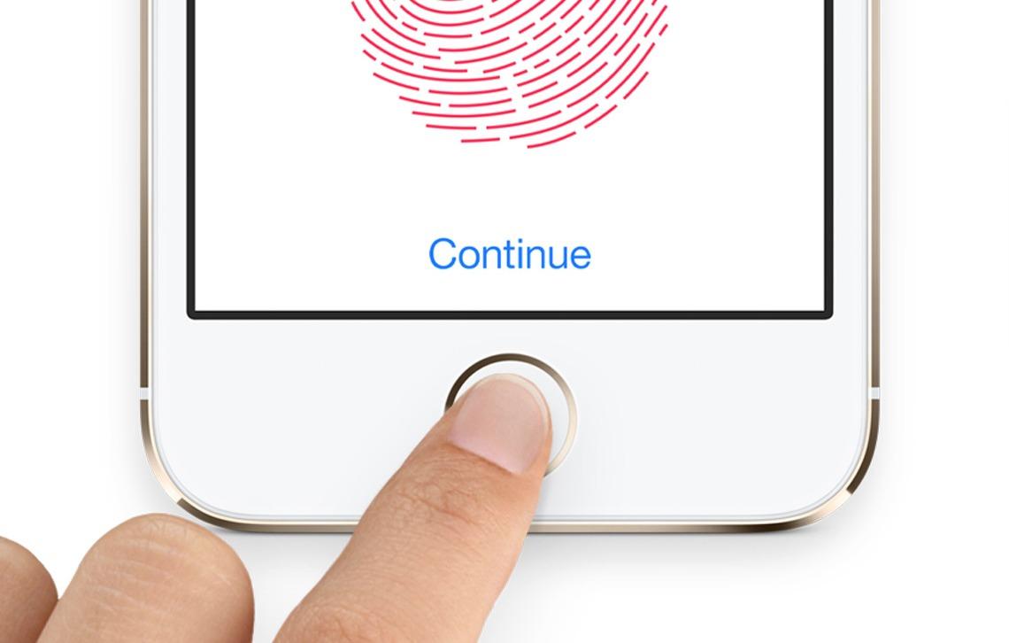 Til høsten kan du kanskje låse opp Mac-en din med Touch ID.