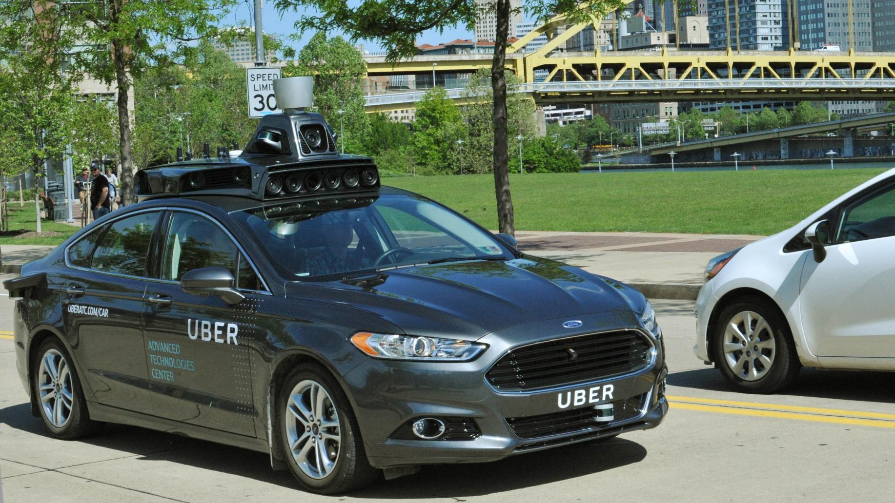 Med radar, laser og høyoppløste kameraer ombord skal Ubers nye prosjekt gjøre førerløse biler en realitet for selskapet.