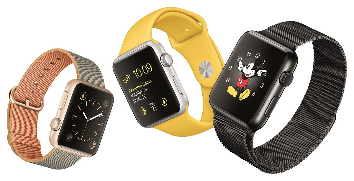 Helse var fokuset med Apple Watch.
