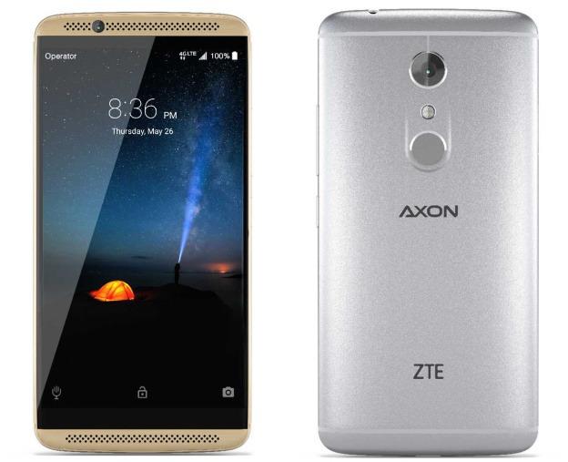 ZTE Axon 7 har svært gode spesifikasjoner.