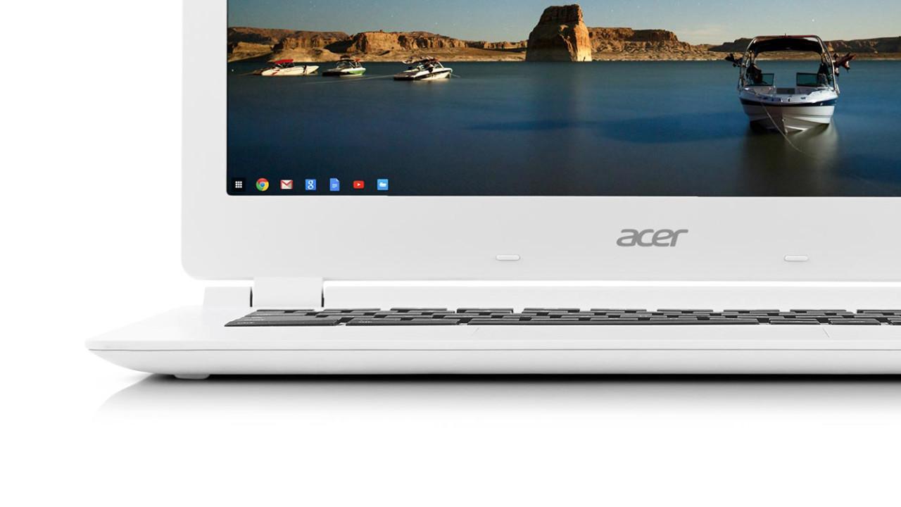Google Chromebook gjør det svært godt i USA.