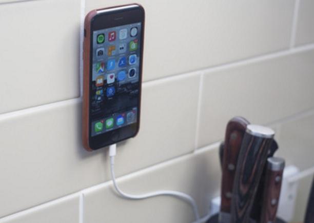 Nodus sin smarte magnet til iPhone.