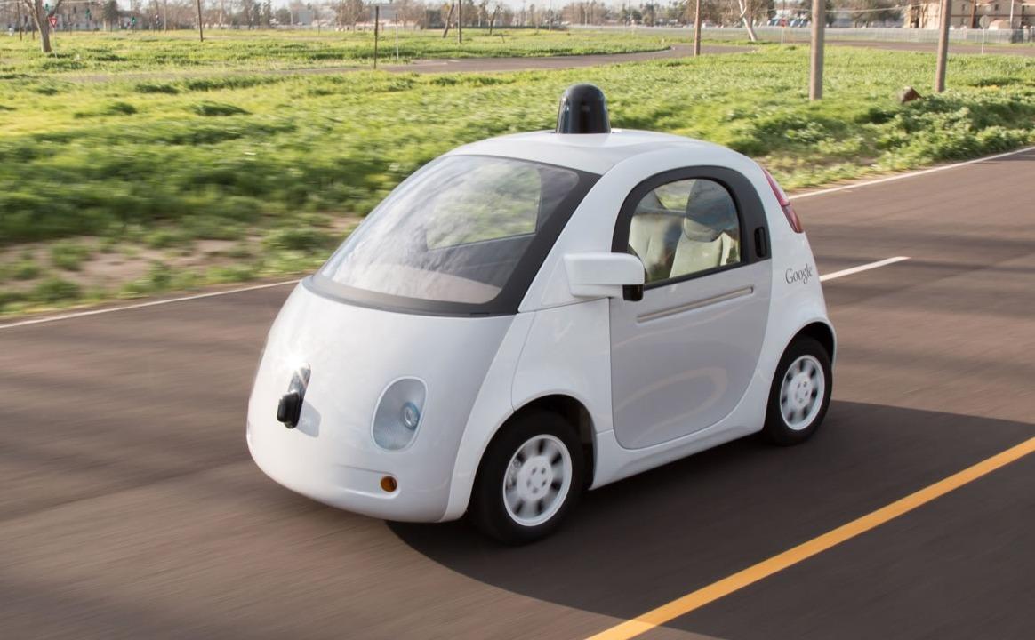 Googles førerløse biler forholder seg for det meste pent på veien.