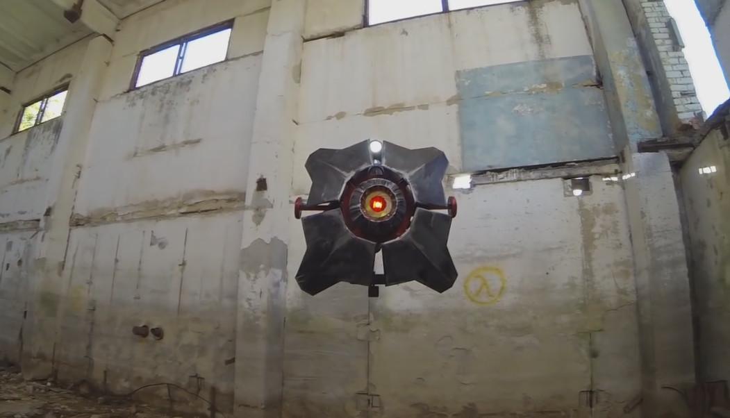 Russerens Half-Life overvåkningsklone har blitt sett over 600 000 ganger på noen få dager.