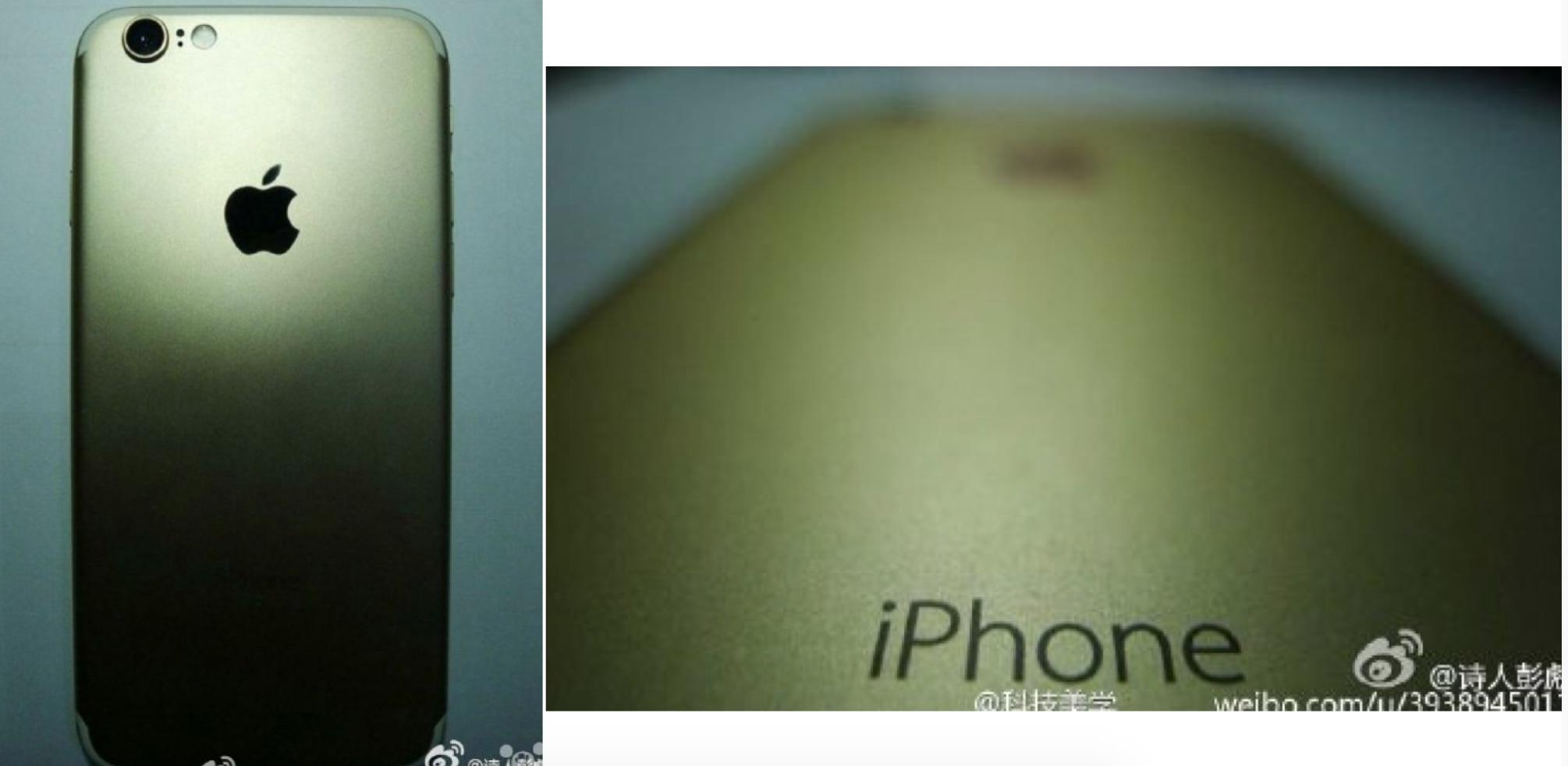Er dette det første bildet av iPhone 7? Det ser langt mer troverdig ut enn mange andre liksom-lekkasjer det siste halve året.