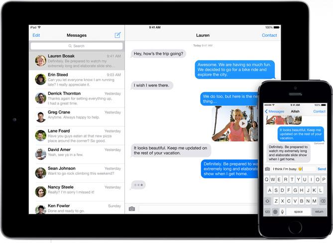 VirnetX ber retten om å stenge bruken av iMessage og FaceTime.