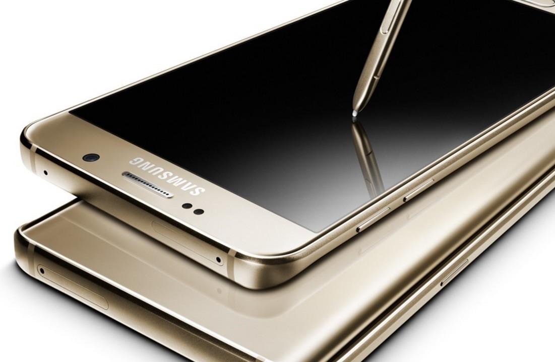 Samsung hopper opp et tall med kommende Galaxy Note.