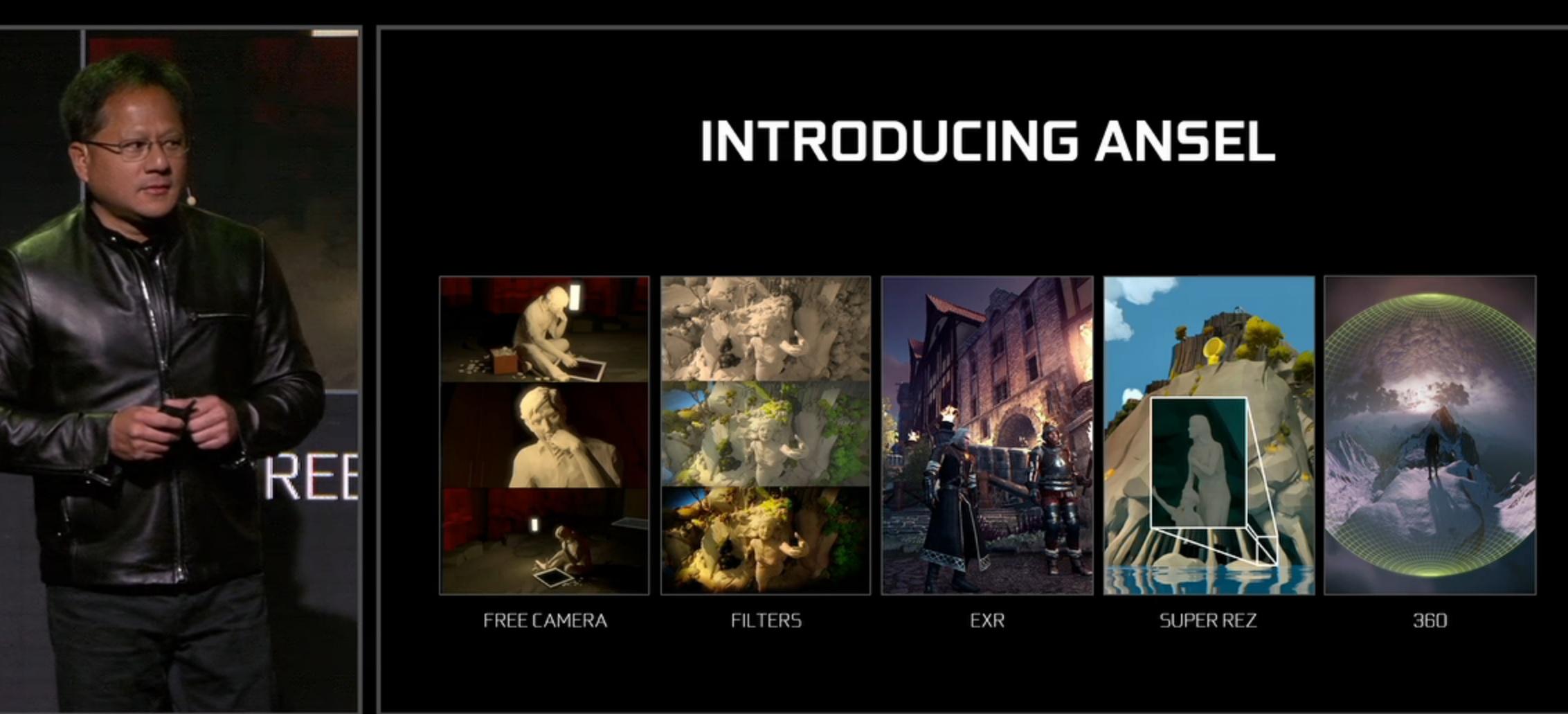 Dette er Nvidia Ansel: et i-spillet-3d-kamera system for å ta lekre bilder.