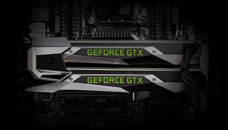 Nvidia har utviklet en nySLI-HB bridge som må til for å overføre stabilytelse mellom kortene.